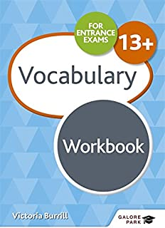 Vocabulary for Common Entrance 13+ Workbook