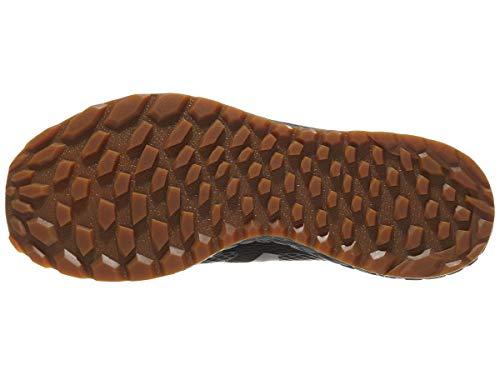 New Balance Fresh Foam Gobi v3, Chaussures de Trail Homme, Noir (Phantom/Magnet/Gum K3), 44 EU