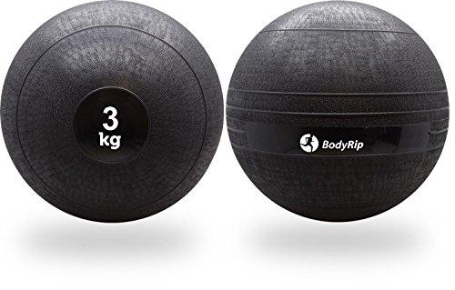 BodyRip - Balón Medicinal (3 kg, no...