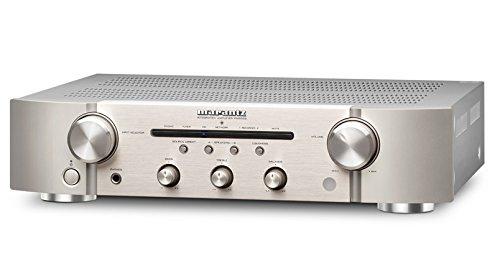 Marantz PM5005 - Amplificador de audio (2.0 canales, 40 W, 0,05%, 102 dB, 55 W, 40 W)