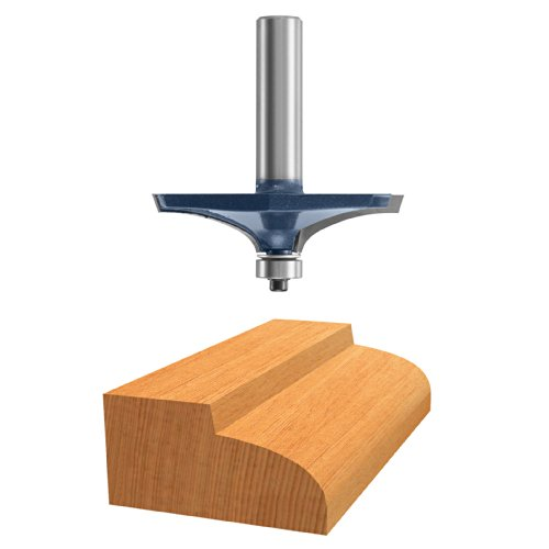 BOSCH 84515M 2-3/4 In. x 5/8 In. Carbide Tipped Table Edge Bit