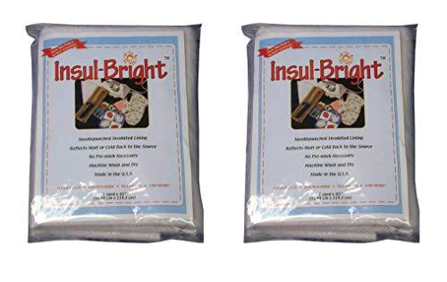 Insul-Bright Insulated Lining-36'x45' sku# 645509MA, set of 2