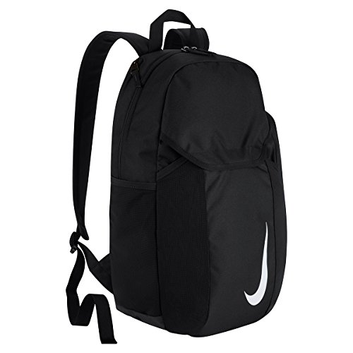 Nike NK ACDMY Team BKPK Sports Backpack, Black/Black/(White), MISC