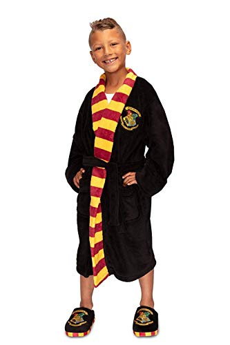 Harry-Potter-Hogwarts-Kids-Bathrobe
