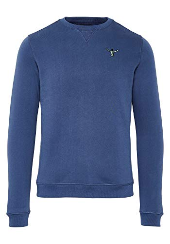 Chiemsee Herren Sweatshirt Sweatshirt, Dress Blues, XXL, 2061107