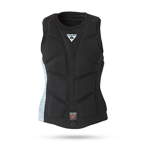 Mystic 2016 Ladies Diva D30 Wake Impact Vest Mint 160765