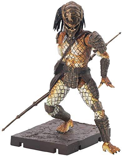 "Hiya Toys Predator 2: Stalker Predator 1: 18 Scale 4"" Acton Figure (MAY178533)"