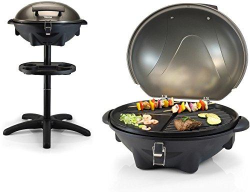 Barbecue à gaz Stabielo Compact barbecue à gaz avec barem pliable Barbecue-Connexion...