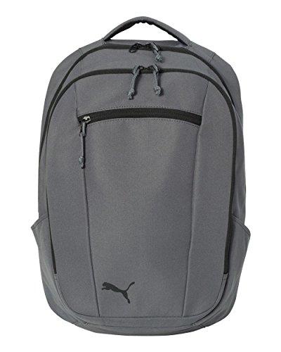 Puma Stealth 2.0 Rucksack mit zwei gepolsterten, verstellbaren Schultergurten., Unisex, PSC1012, grau, Einheitsgröße