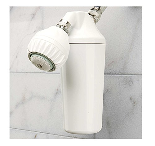 Read About Hahn Shower Filtration System with Shower Head