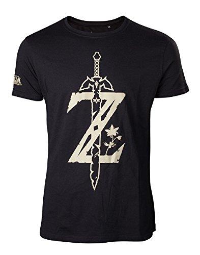 The Legend of Zelda T-Shirt Breath of The Wild Logo (XL)