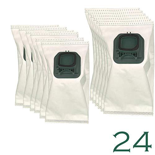 24 Staubsaugerbeutel geeignet für Vorwerk Kobold 140, Kobold 150