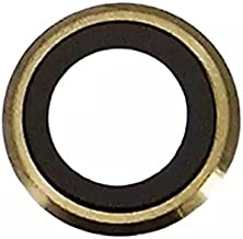 Goliton New Back Camera Lens Rear Camera Glass Lens Frame Replacement Part for iPhone 6 Plus 5.5 inch - Gold