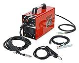 220V MIG Welding machicne MIG155 Gas/No Gas, MMA/MIG Flux Wire Welding Machine 2