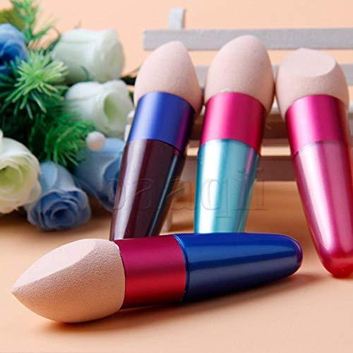 Uteruik Kosmetik Make-up Pinsel Set Liquid Cream Foundation Schwammpinsel, 1St