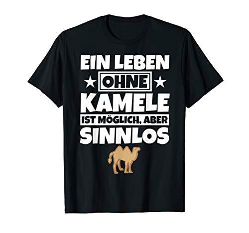 Kamele Geschenke lustiger Spruch Kamelliebhaber Kamel