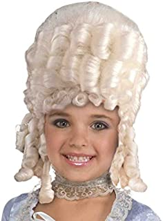 Marie Antoinette Wig Costume Accessory