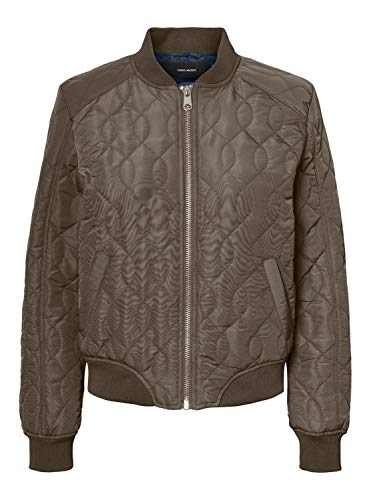 VERO MODA Damen VMMIRABELLE Short Jacket PI College-Jacke, Bungee Cord, L
