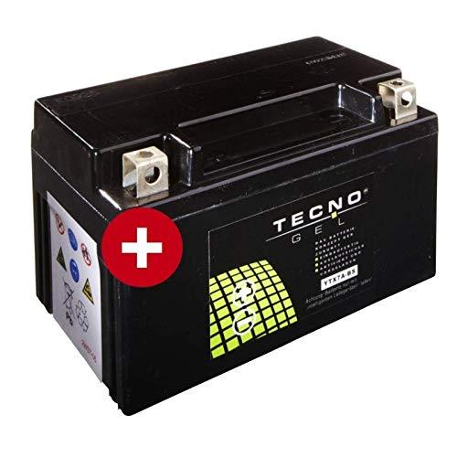 YTX7A-BS TECNO GEL-Batterie für DJ 50 S 4T Baujahr 2011-2015