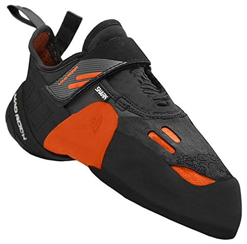 Mad Rock Shark 2.0 Climbing Shoes Black/orange Schuhgröße EU 43 2020 Kletterschuhe