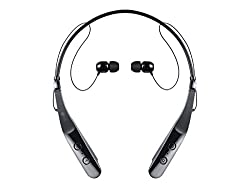commercial LG TONE TRIUMPH HBS-510 Wireless Bluetooth Headset-Black lg bluetooth headset
