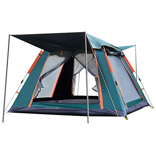 MOSEIKO 3-4 Person Automatic Tent