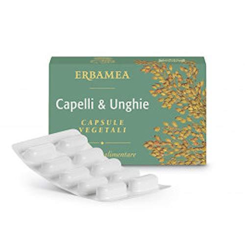 Capelli & Unghie 24 Capsule - Erbamea