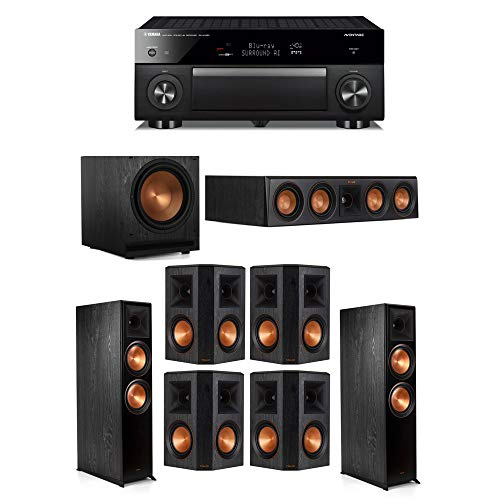 Buy Discount Klipsch 7.1.2 System - 2 RP-8060FA Speakers,1 RP-404C,4 RP-502S Speakers,1 SPL-120,1 RX...