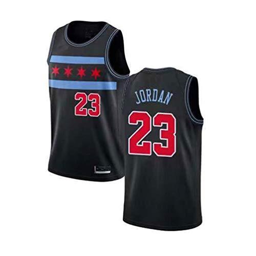 Pilang Basketball-Trikot Jersey, Michael Jordan # 23, Chicago Bulls, Zach LaVine # 8, atmungsaktiv schnell trocknend Weste (Color : #23, Size : XS)