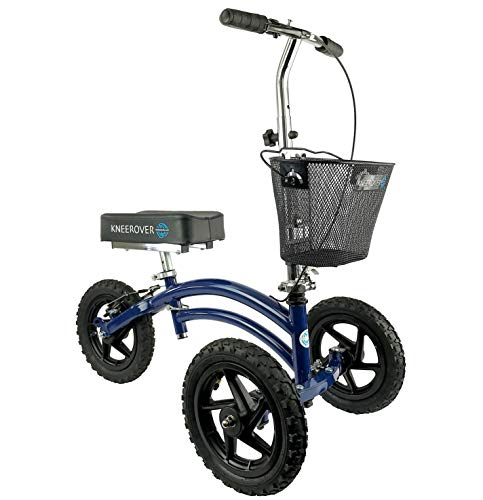 All Terrain KneeRover Steerable Walker
