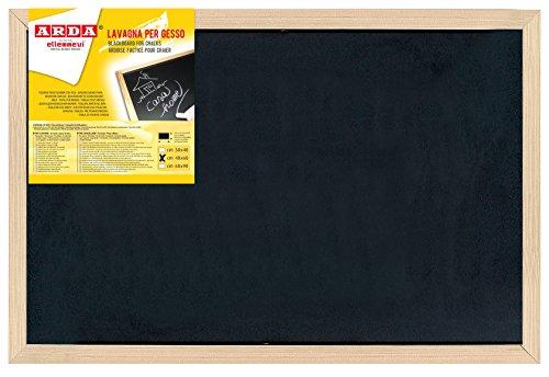 Arda 872 Lavagna per il Gesso, 40 X 60 cm, Nero