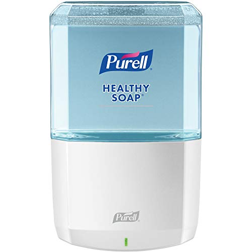 PURELL® ES6 Touch-Free Hand Soap/Sanitizer Dispenser, 12.1&quot x 5.3&quot x 8.6&quot, White