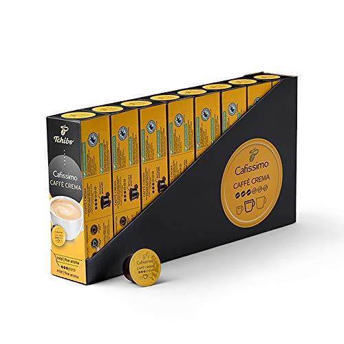 Tchibo Cafissimo Caffè Crema mild Kapseln (80 Stück)
