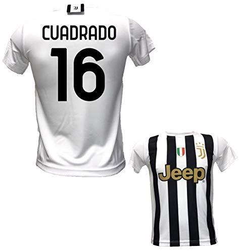 Maglia Juventus Cuadrado 2020/2021