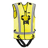 PETZL - Newton Easy FIT HI-VIZ, Fall Arrest Harness, Size 2