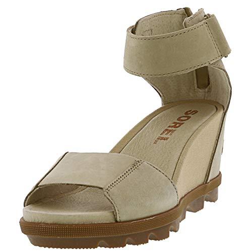 Sorel Joanie II Ankle Strap Oatmeal Nubuck 8