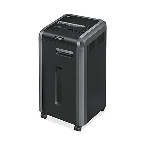 Best Deals! Fellowes Powershred Jam Proof Micro Cross Cut Paper Shredder