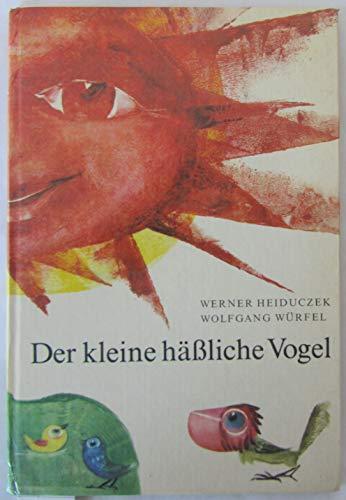 Der kleine häßliche Vogel. Bilderbucherzählung.