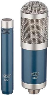 کیت گروه میکروفون MXL 550/551 (آبی)