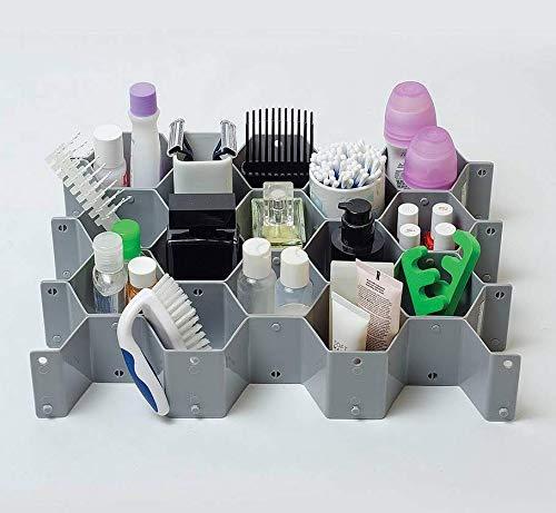 Jocca 4688 Organisateur de tiroir, Blanc