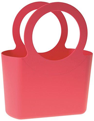 BB-Bag 8833.B11 Sac Cabas Plastique Fraise 24 x 12,8 x 29 cm