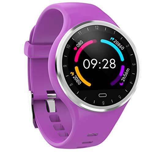 Reloj Inteligente de Cloodut, Android iOS, Deporte, Fitness, calorías, Ofrece una Gran Variedad de Funciones y Servicios útiles para tu Trabajo.