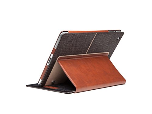 Textured Case Mate Venture Case for Apple iPad 2 Brown Brown