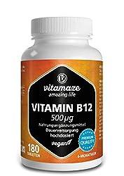 Vitamin B12 hochdosiert Methylcobalamin 1000 µg