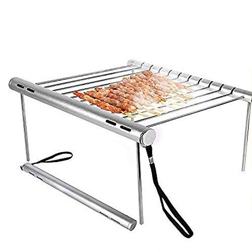 KEKEDA Outdoor Camping Draagbare Opvouwbare Brander Stand Beugel Houder BBQ Grillplaat Rek Accessoires