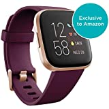 Fitbit Versa 2 Health & Fitness Smartwatch with...