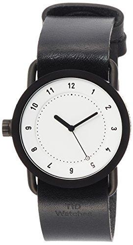 [Incorporated Watch] TID Horloges ontwerper met horloge speciale nieuwigheid tote tas wordt geleverd met een uitgebreide garantie TID01-36WH / BK TOTE [reguliere geïmporteerde goederen]