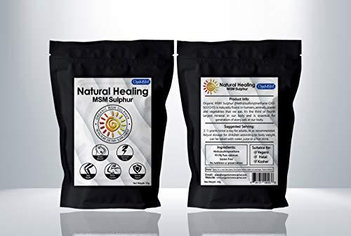 Organic MSM Sulphur 1Kg 99% Pure