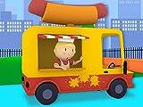 Harvey's Hot Dog Truck
