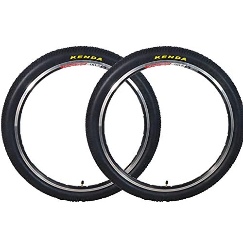 LDFANG Neumático de Bicicleta de montaña, Neumático de Bicicleta para desplazamientos urbanos/a Campo traviesa/Grava/Todo Terreno, Neumático de Bicicleta MTB,27.5 * 1.95